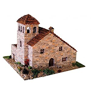 CUIT Casa Típica Pinenaica 1 Maqueta de Piedra