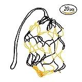 CaratteristicaApertura superiore, durevole, riutilizzabile.Può contenere una sola palla. Chiusura a coulisse.Economico e conveniente per tenere pallone da calcio, basket, pallavolo, calcio, o qualsiasi palle di dimensioni simili.Bambini grandi gioca...