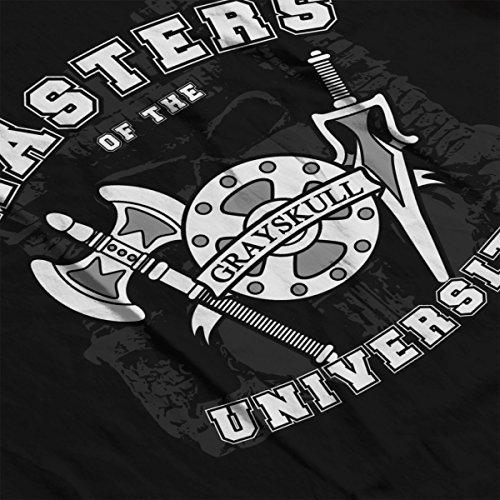 Masters Of The University He Man Men's Vest Black