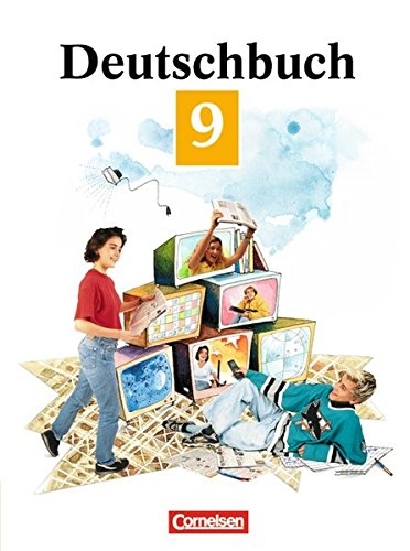 Deutschbuch 9. Neue Rechtschreibung, 2. Auflage