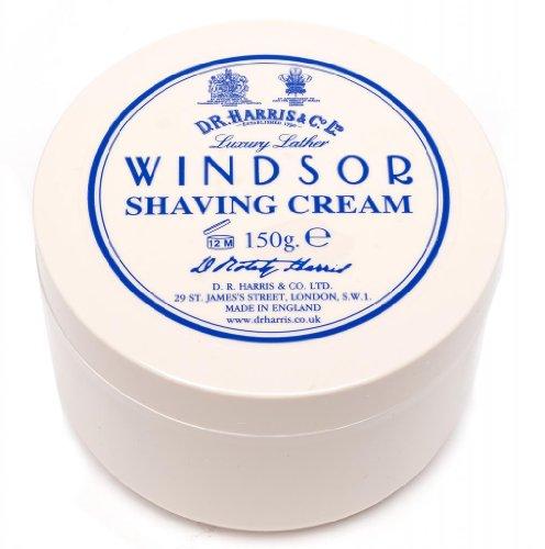 DR Harris Windsor 150g de crème à raser