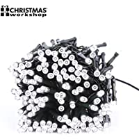 75510 Christmas Workshop Benross 240 LED Bulbs Bright White String Lights Indoor & Outdoor Garden Party Light Wedding Decoration