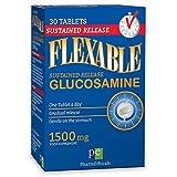 Qu'est-ce que sont les Comprimés à Libération Prolongée de FLEXABLE?Les Comprimés de Glucosamine à Libération Prolongée de FLEXABLE ont été conçues par des experts utilisant la technologie brevetée mondialement de « contrôle de perméation de membrane...