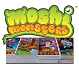 Picture Of 50 Assorted Moshi Monsters Trading Cards (Random Base Cards from any series.)