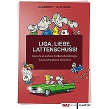 Liga, Liebe, Lattenschuss: Der etwas andere Fußball-Bundesliga-Saison-Rückblick 2015/2016