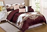 Magnetic Shadow Cotton AC Comforter Set Duvet with Bedsheet