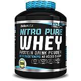 Biotech USA 10004010310 Nitro Pure Whey Protéine Saveur Fraise