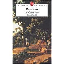 Confessions, tome 2. Livres VII à XII.