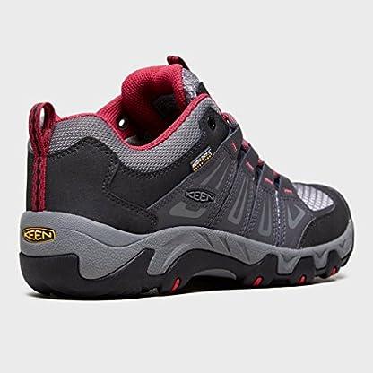 KEEN Women's Oakridge Wp Low Rise Hiking Shoes 15