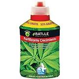 Semillas Batlle 710861UNID Fertilizante Ecoyerba Crecimiento, 400 ml