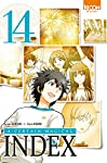A Certain Magical Index Edition simple Tome 14