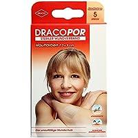 Dracopor Wundverband 5x7,2 cm Steril Hautfarben, 5 St preisvergleich bei billige-tabletten.eu