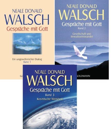 Neale Donald Walsch, Gespräche mit Gott - Band 1, Band 2 und Band 3 Als Set