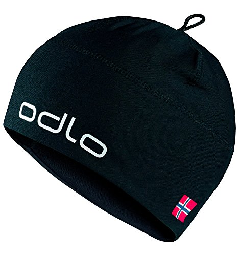 Odlo Mütze Hat POLYKNIT FAN, black NORWEGIAN flag, -, 772120