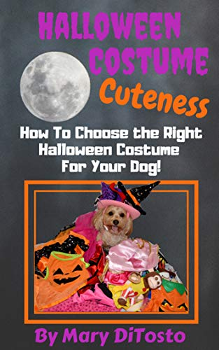 Halloween Costume Cuteness: How To Choose The Right Halloween Costume For Your Dog (Happy Healthy Dogs Book 4) (English Edition)