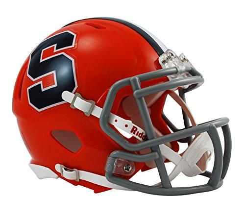 NCAA Syracuse Orangemen Speed Mini Helmet by Riddell