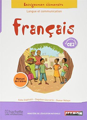 Français Sénégal CE2 Langue et communication 2e étape