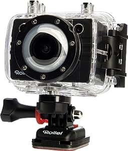 Rollei 5S Standard Edition Camcorder (3,5 cm (1,4 Zoll) LCD, 1080p, Full HD, CMOS Sensor, USB 2.0)