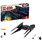LEGO Star Wars - Kylo Ren's TIE Fighter - 75179 - Jeu de Construction