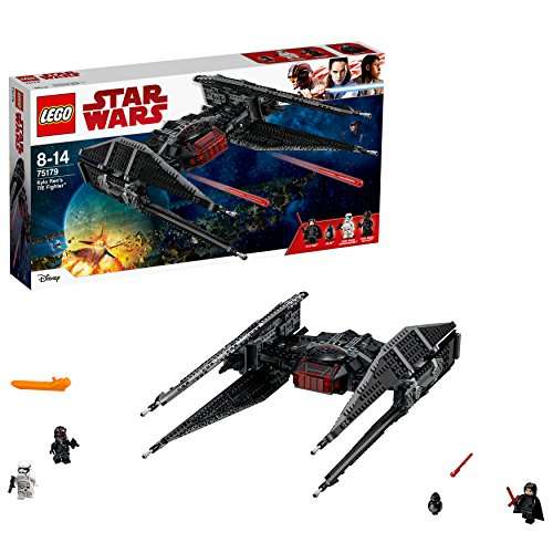 Lego 75179 Kylo Renâ€S Tie Fighter