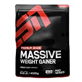 ESN Massive Weight Gainer, Chocolate Cream, 4 kg