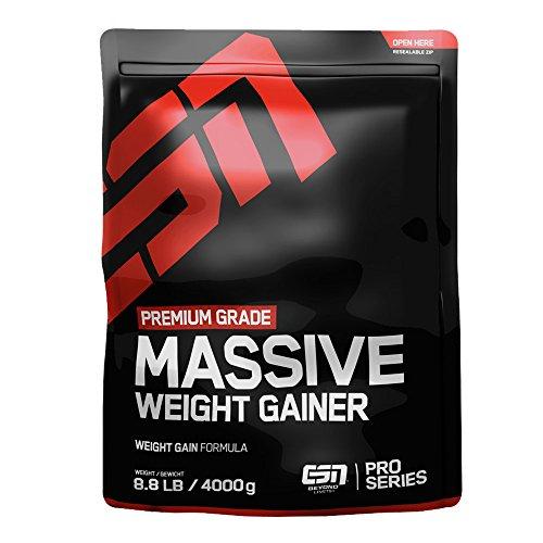 ESN Massive Weight Gainer, Chocolate Cream, 4 kg