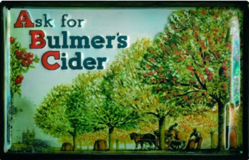 panneau-en-aluminium-art-deco-ask-for-bulmers-cider-300-x-200-mm