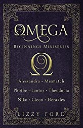 Omega Beginnings Miniseries by Lizzy Ford (2015-09-12)
