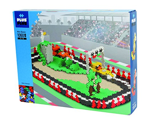 Plus-Plus 52222 - Mini Basic 1060 - Race Track -