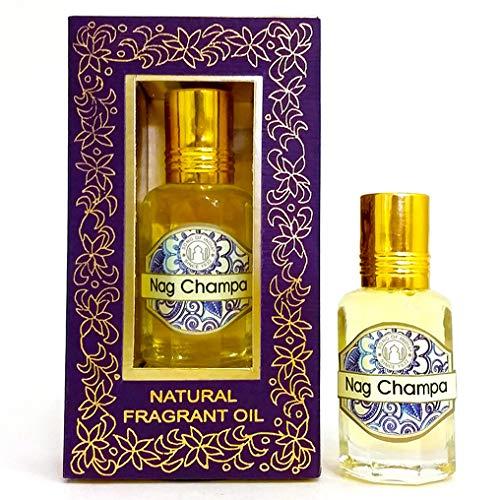 """R-Expo Song of india natural parfumoil""""nag champa"""" 10ml"""