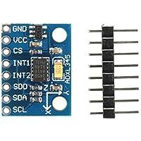ADXL345 Modul, Beschleunigungssensor, 3-Achsen Accelerometer, I2C, SPI, G-Sensor für Arduino, Raspberry Pi, uvm.