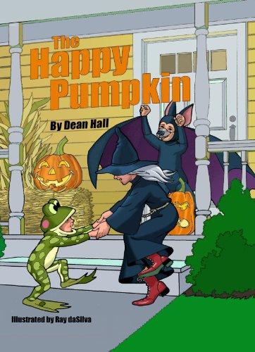 The Happy Pumpkin (English Edition) (Für Kinder Halloween-musik Happy)
