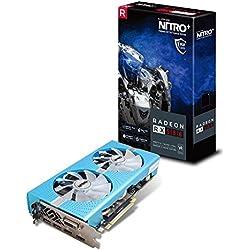 Sapphire 11265-21-20G Carte Graphique AMD Radeon RX 580 8 Go 1430 MHz HDMI