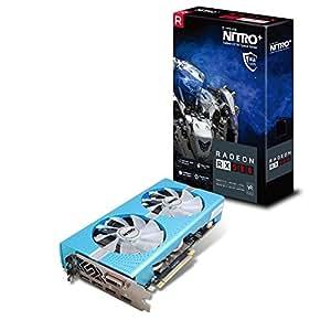 Sapphire Radeon RX 580 Special Scheda Video, 8 GB, 1430 MHz Boost Engine Clock, Grigio