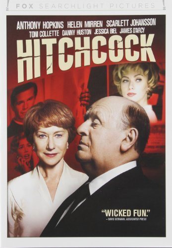 Hitchcock by Anthony Hopkins