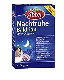 Abtei Nachtruhe Baldrian Schlaf-Dragees, 90 Stück