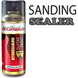 Clear Nitrocellulose Guitar Paint / Sanding Sealer Aerosol - 400ml