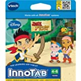VTech InnoTab Software - Jake and The Neverland Pirates with HSB® Storage Bag