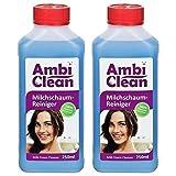 AmbiClean® Milchschaum-Reiniger für Kaffeevollautomat und Kaffeemaschine - Flüssig-Reiniger mit Milchaufschäumer