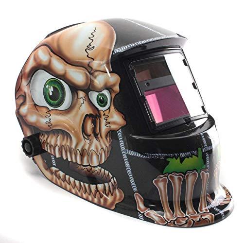Maschera per Saldatore Ad Arco Oscurante con Maschera per Saldatura Ad Arco Tig Mig