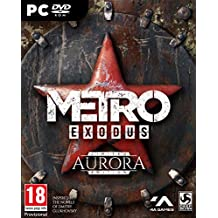 Metro Exodus Aurora Limited Edition + Spartan Survival Guide (Exclusive to Amazon.co.uk) PC DVD