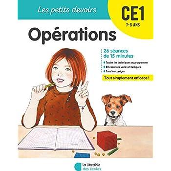 Les Petits Devoirs - Opérations CE1
