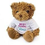 Best Grandma In The Worlds - London Teddy Bears New - Best Grandma in Review