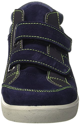 Ricosta Bajon, Baskets hautes garçon Bleu - Blau (nautic 175)