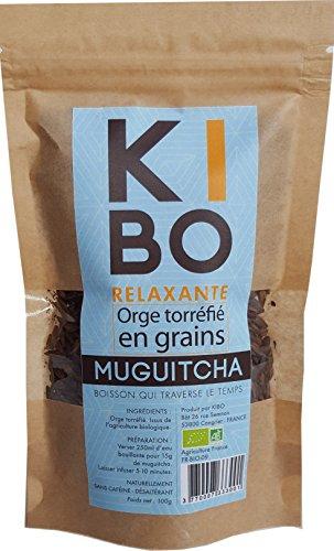 KIBO Orge torréfié en grains 100g
