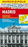 MARCO POLO Cityplan Madrid 1:15 000: Stadsplattegrond 1:15 000 (MARCO POLO Citypläne)