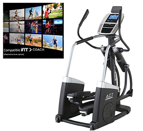 Nordic Track A.C.T. Commercial Elliptical Cross Trainer
