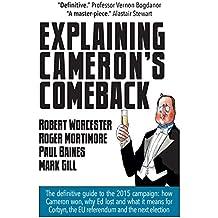 Explaining Cameron's Comeback (English Edition)