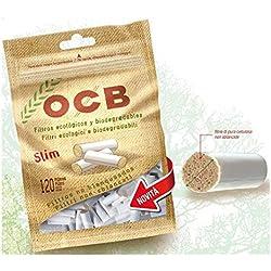 OCB Filtre Rotatif Biologique Fin 10 x 120 6mm