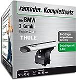 Rameder Komplettsatz, Dachträger WingBar für BMW 3 Kombi (114443-10266-1)